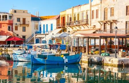 rethymno-harbour-crete-greece