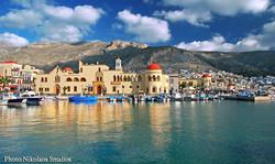Kalymynos harbour