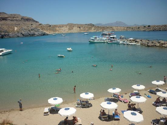 Rhodes-lindos-main-beach