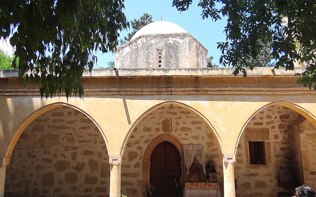 Cyprus-Soter-Christ-Metamorphosis-Old-Church-Sotira-Village