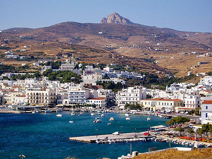 Tinos-Cyclades
