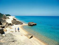 Lesbos-beaches