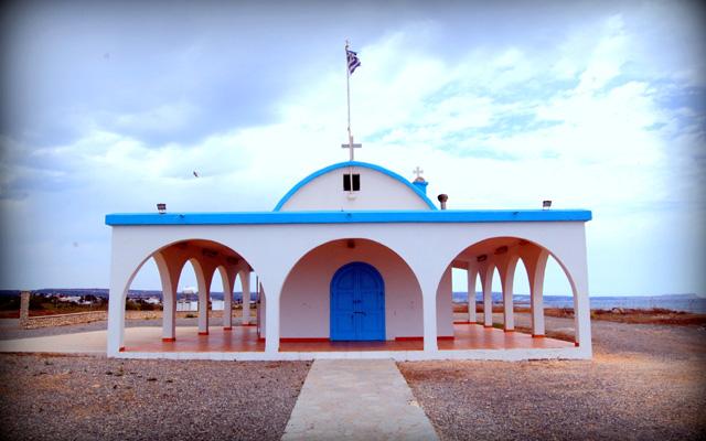 Cyprus-Ayia-Thekla-Chapel