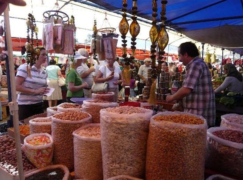 Kyrenia-market