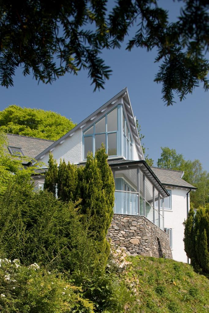 Ted Fletcher Lake District Architect