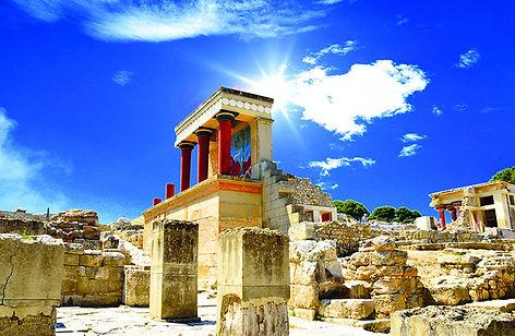 Knossos Crete