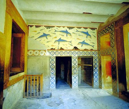 Knossos-Crete