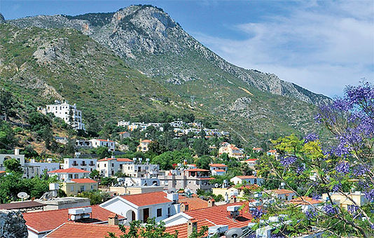 North Cyprus Villages