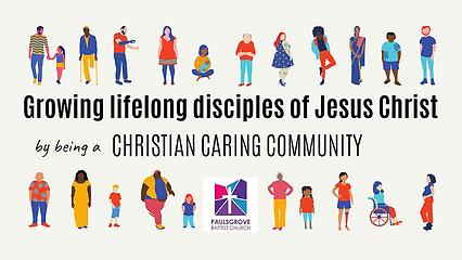 Growing Lifelong Disciples of Jesus Chri