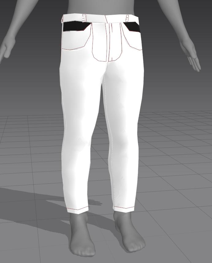 Cyberpunk Character Screenshot 11