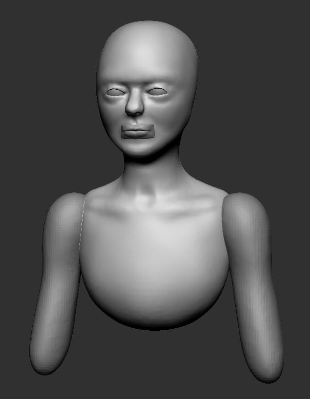 Maisie Williams Sculpt 05