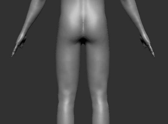 Cyberpunk Character Screenshot 03