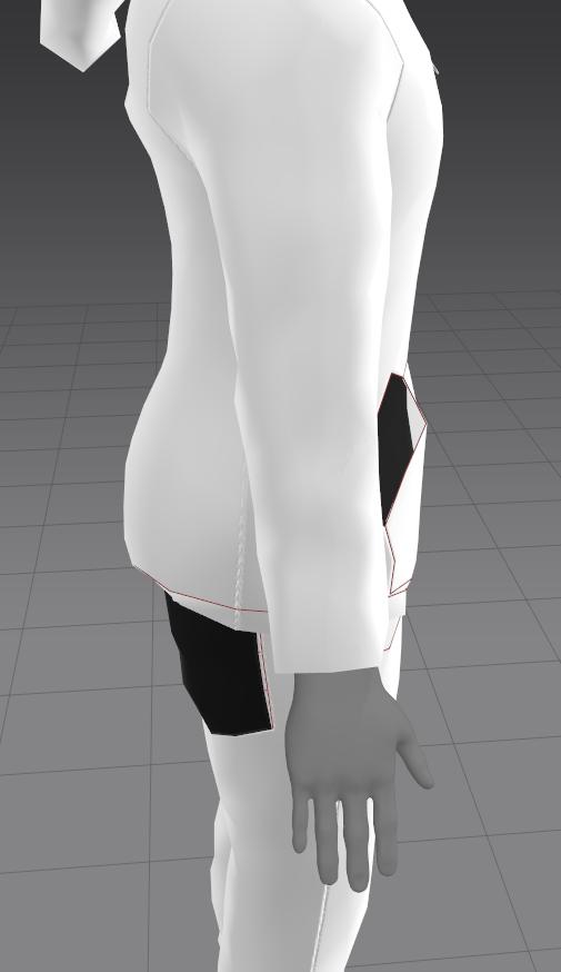 Cyberpunk Character Screenshot 08