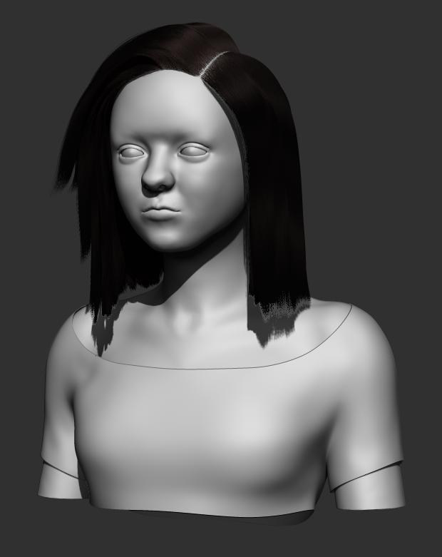 Maisie Williams Sculpt 21
