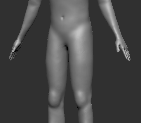 Cyberpunk Character Screenshot 04