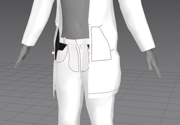Cyberpunk Character Screenshot 05