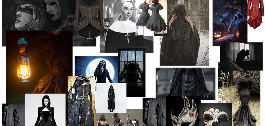 Female Keeper Design Moodboard