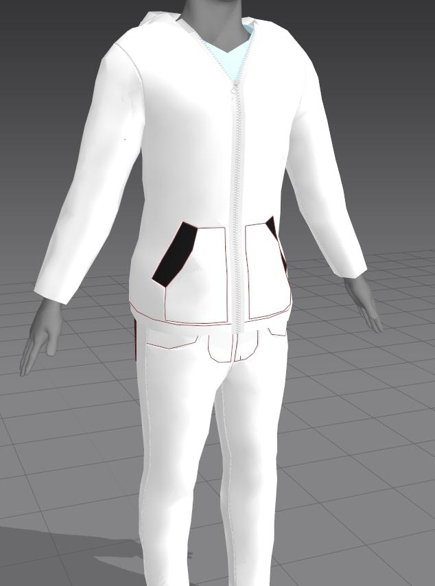 Cyberpunk Character Screenshot 07