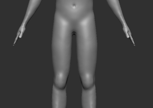 Cyberpunk Character Screenshot 01