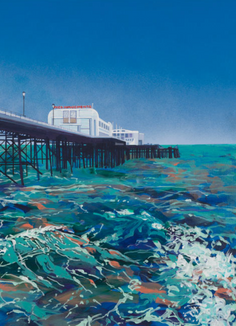 Perfect Views Of the pier