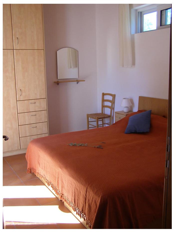 Bedroom 1(only bedroom) of Seeka