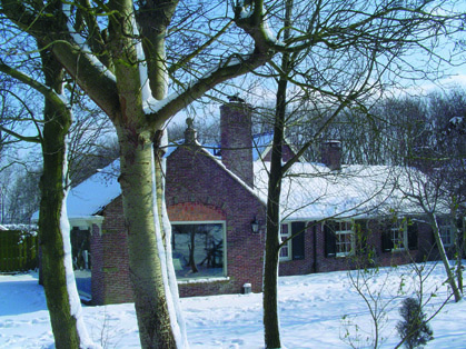 Egmond winter