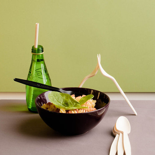 Cutlery Kit with Hydro-alcoholic Gel capsule