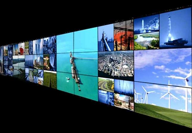 videowall Toqe Educação