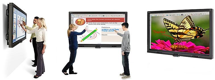 Tv Touch screen Interativa