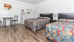 Room 4 - Two Double Beds