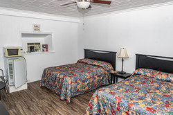 Room 5 - Two Double Beds
