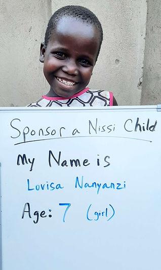 Lovisa Nanyanzi