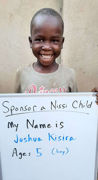 Joshua Kisira