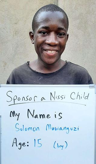Solomon Muwanguzi