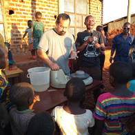 The Nissi Project Uganda Photo Nolan Windholtz teaching pottery