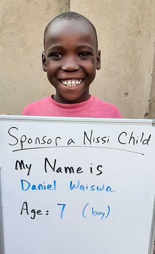 Daniel Waiswa
