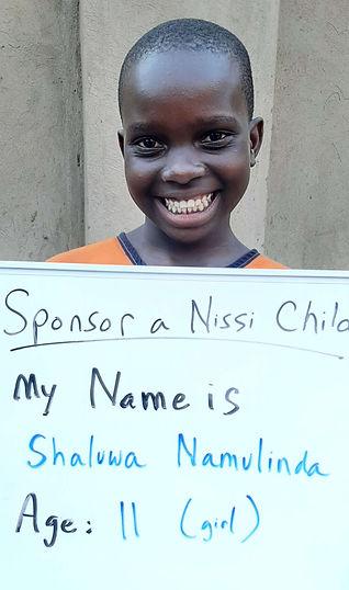 Shaluwa Namulinda