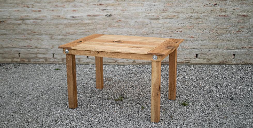 Malý stůl dubový vysoký/nízký