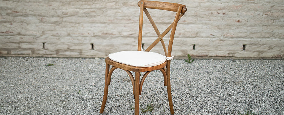 Židle crossback