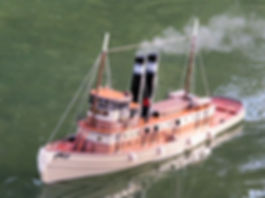 Steam Boat Fleet