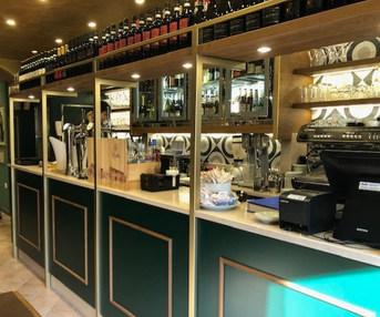 Il nostro Wine Bar