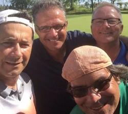 Tennis & Golf Day Winners