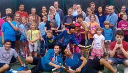 All Level Tennis Clinic