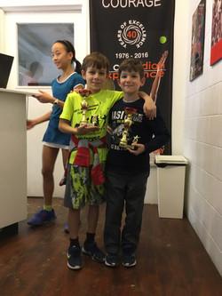 Chistmas Eve Junior Tournament