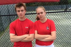 Canada Day Mixed Doubles