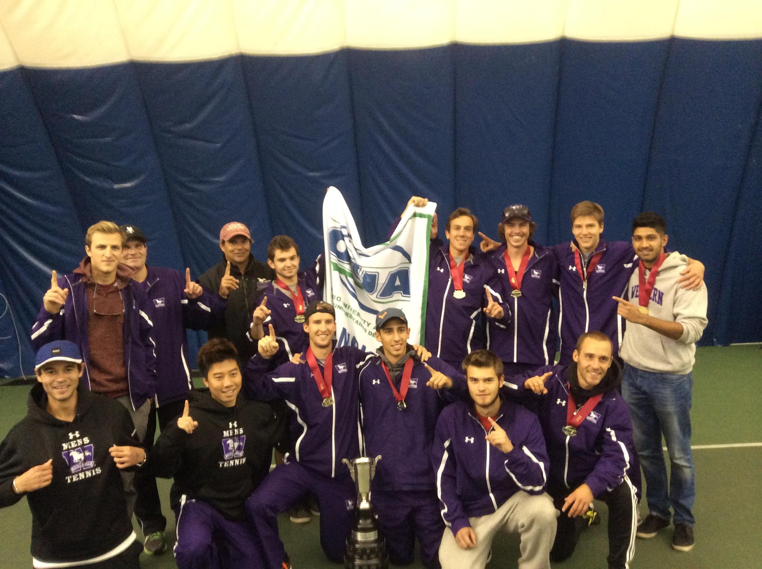 2014 OUA Men's Champions-3peat