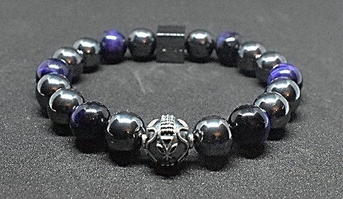 Black Label Tiger Eyes Purple
