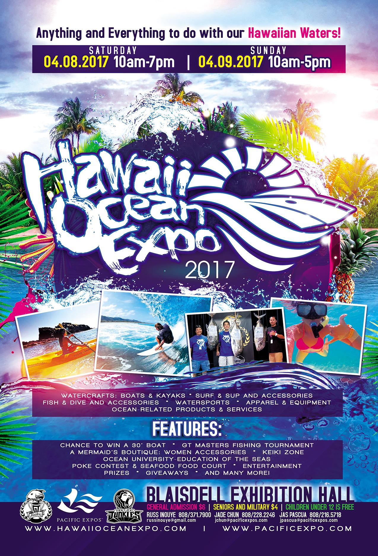 23946 - Hawaiioceanexpo Poster-KL-4x6