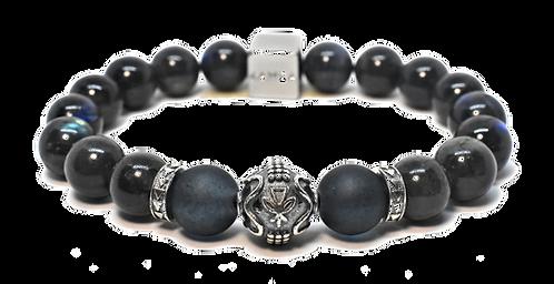 Ino Bracelet 10 mm Labradorite