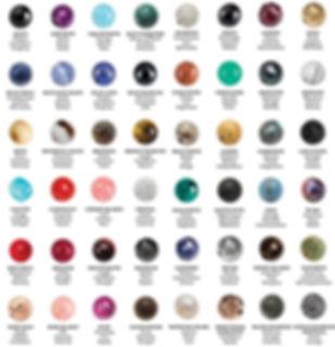 Gemstone Semi-Precious Stones Meanings Properties